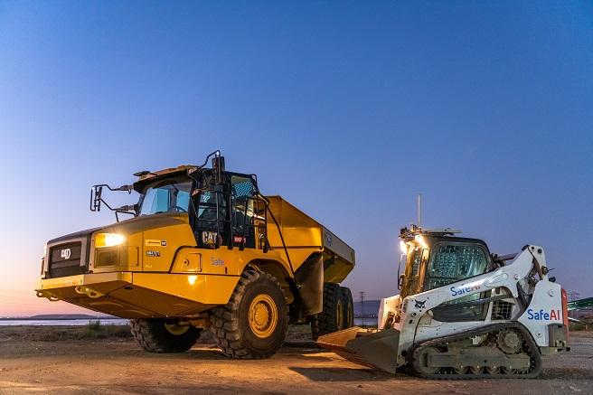SafeAI Announces $21 Million in Series A Funding to Meet Rising Demand for Autonomous Heavy Equipment