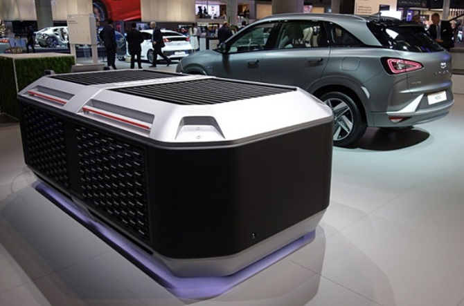 Hyundai's Hydrogen Fuel Cell System Steps into Motorsports Market
