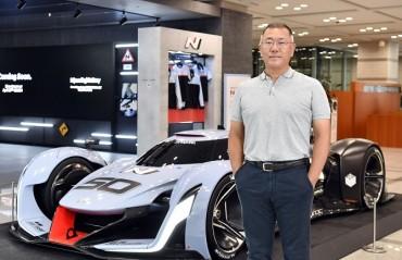 Hyundai Motor Chief Wins 2021 Autocar Awards Top Accolade