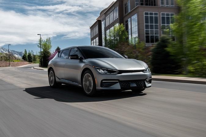 Kia Launches 1st Dedicated EV Platform Model EV6