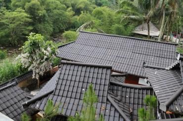 Korean Traditional Village in Indonesia Undergoes Major Renovations