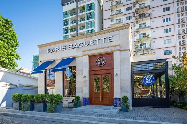 Korean Bakery Chain Paris Baguette Opens 1st Store in Cambodia