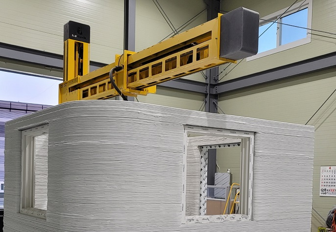 Samsung Engineering Develops Next-generation 3D Printing Technology for Construction