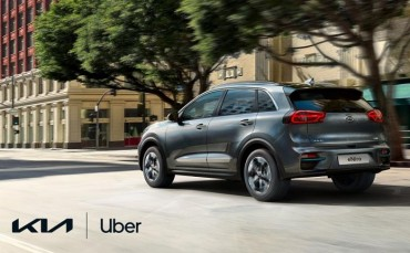Kia Partners with Uber to Supply EVs in Europe