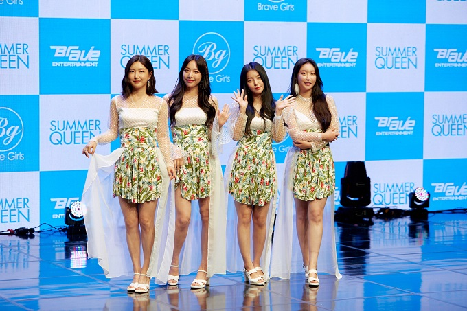 Brave Girls Aims to Become K-pop Summer Queen with New Album