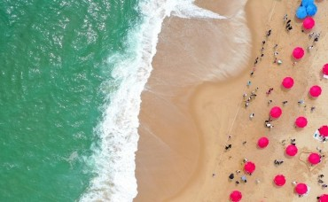 S. Korea's Coastlines Extended by 319 Kilometers Over Past Six Years