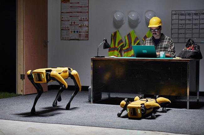 Hyundai Motor Buys U.S. Robotics Firm from Softbank for US$880 mln