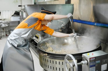 Military to Mobilize Robots, Assign 1,000 More Cooks to Improve Soldiers' Meals