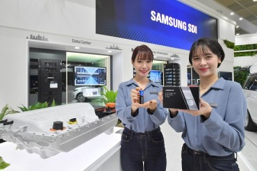 Samsung SDI Signs Joint Venture Deal with Stellantis for EV Batteries