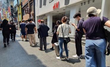 S. Korea to Allow Bigger Gatherings Under New Distancing Scheme