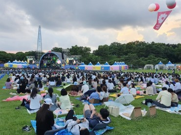 Mass K-pop Concert to Take Place in Person Next Month amid Pandemic