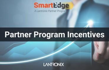 Lantronix Announces SmartEdge Partner Program Award Winners