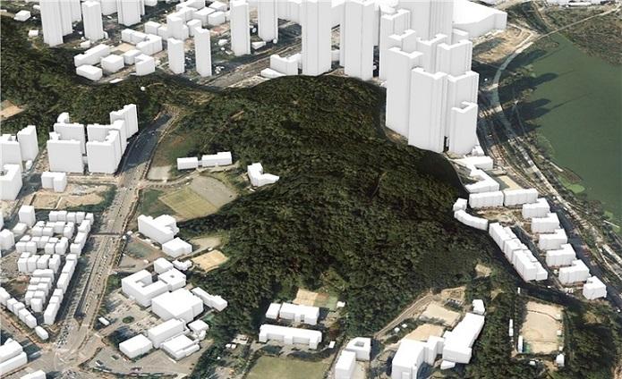 State-run Institute Develops 3D Digital Models of Buildings Nationwide