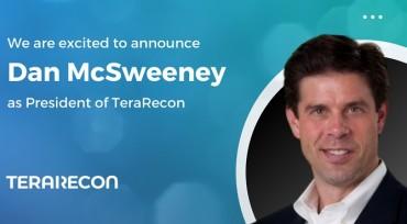 Symphony AI Company TeraRecon Appoints Dan McSweeney President