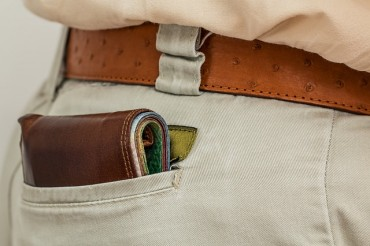 Pickpockets Disappear with Dwindling Use of Cash and Ubiquity of CCTV