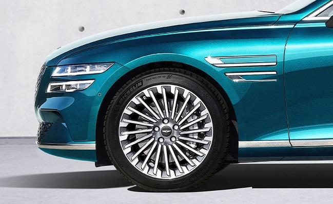 Hyundai's Genesis Vehicle Sales Jump 33 pct in H1