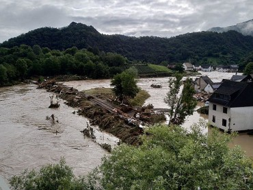 Verisk's AIR Worldwide Estimates Insured Losses for July Floods in Germany Could Approach EUR 5 Billion