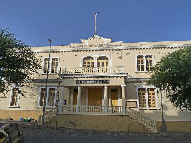 Supreme Court of Justice, Cape Verde (image: Public Domain)