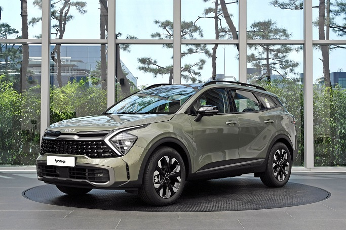 Kia Launches New Sportage to Meet SUV Demands