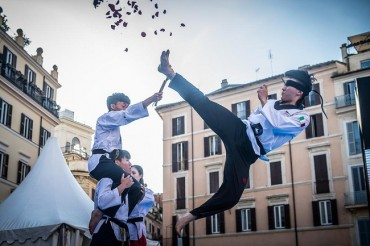 Italy Spotlights Taekwondo After Winning First Olympic Gold
