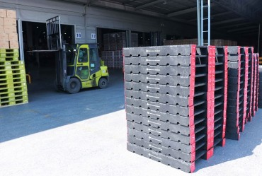 CJ Logistics Partners with Lock&lock, A Twosome Place to Promote Reuse of Waste Plastics