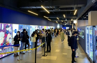 Anime Shops at Department Stores Gain Popularity