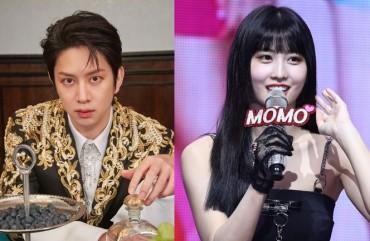 K-pop Couple Kim Hee-chul, Momo Break Up