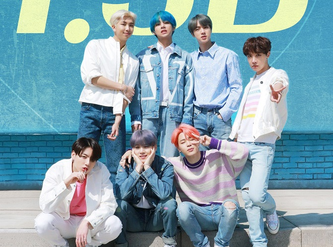 BTS Hit 'Boy With Luv' Breaks 1.3 bln YouTube Views