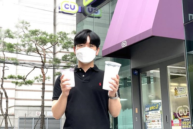 Early Summer Heat Boosts Popularity of Ice Cups
