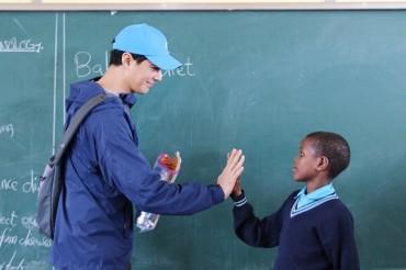 S. Korean Actor Zo In-sung Donates 500 mln Won to Build School in Tanzania