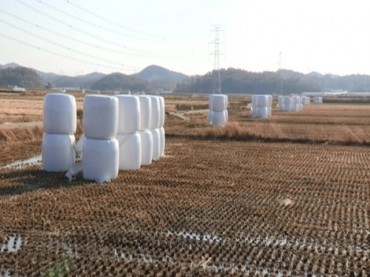 SK Global Chemical Upcycles Bale Silage Plastic into Bags for Petrochemical Product