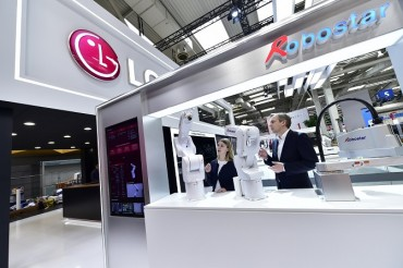 LG Doubles Down on Robots as Subsidiary Returns to Profitability
