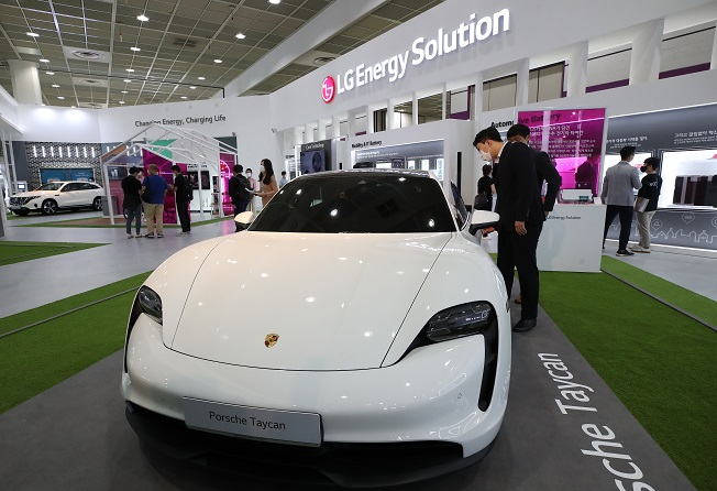 S. Korea Seeks to Supercharge Electric Future with Next-level Batteries