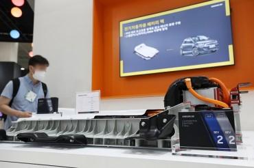 Samsung SDI to Set Up 1st EV Battery Plant in U.S. with Stellantis