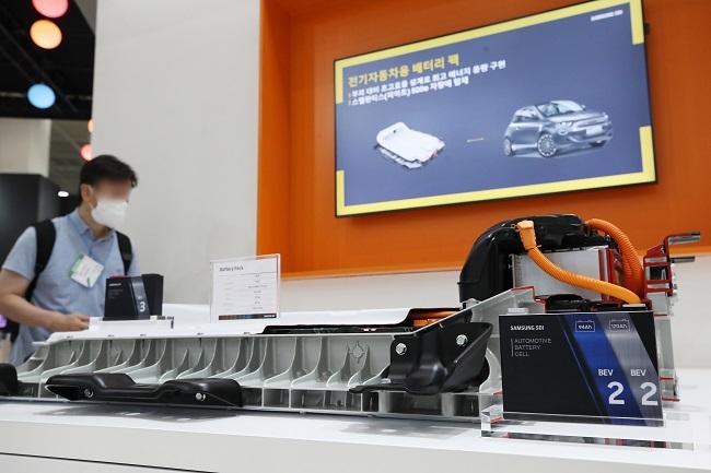 Samsung SDI Mulls U.S. Battery Investment