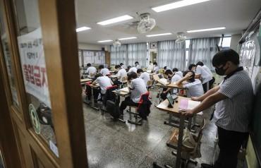 Vaccinations to Begin for High School Seniors, Cram School Teachers amid Record-breaking Virus Surge