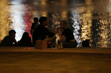 Seoul to Ban Drinking at Han River Parks After 10 p.m. Starting Wednesday