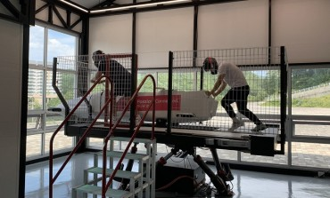 Training Center for National Skeleton Team Upgraded with State-of-the-Art Technology