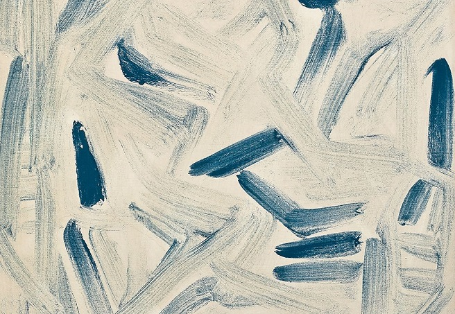 Lee Ufan's Painting Sells for 3.1 bln Won, Setting Auction Record for Living S. Korean Artist