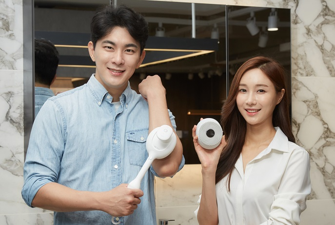 LG Electronics Introduces New Ultrasonic Cleansing Devices