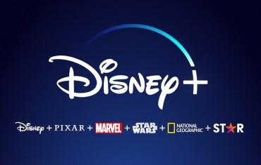 Disney+ to Land in S. Korea in November