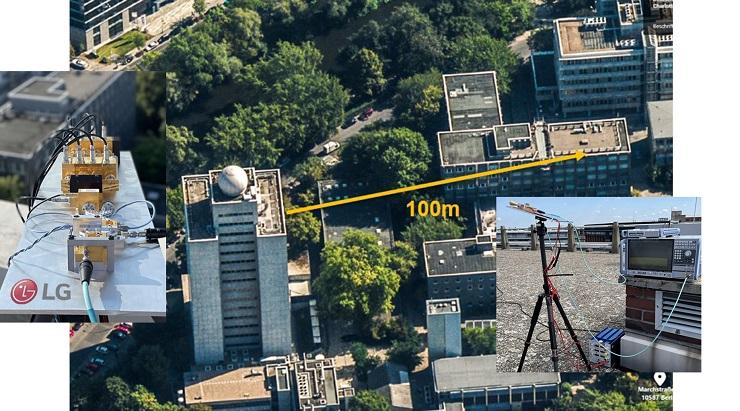 LG Successfully Demos 6G Data Transmission Using Terahertz Spectrum