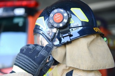 Gyeonggi Prov. Acquires Patent for Wireless Communication Device for Firefighting Helmets