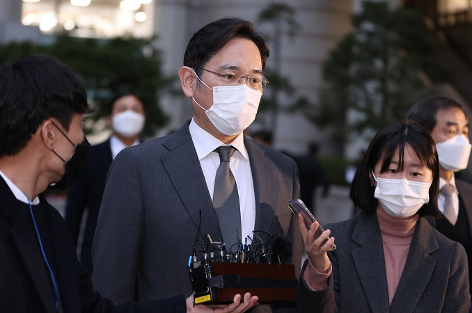 Samsung Heir to be Released on Parole on Friday