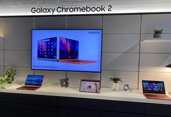 Samsung Ranks No. 5 in Q2 Chromebook Market