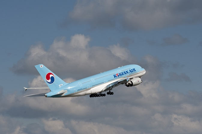 Korean Air to Phase Out Superjumbo Jets Within Decade