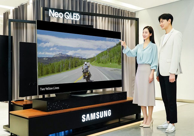Samsung, LG Dominate Global TV Market in H1