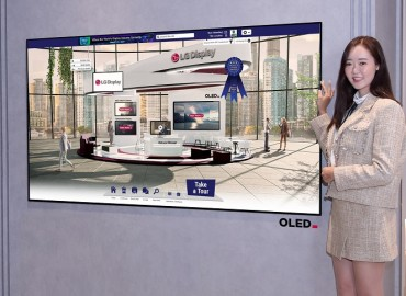 OLED Displays to Account for 3 pct of TV Panel Market in 2021