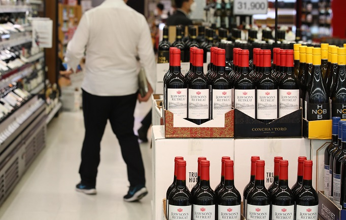 Convenience Stores Set New Wine Sales Record