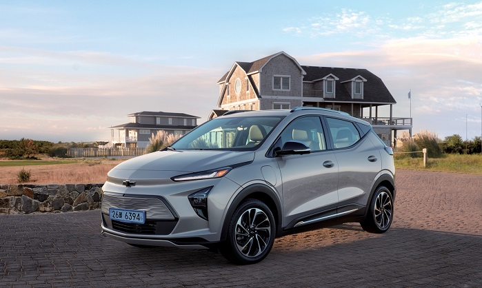 Online Sales Only for Chevrolet's First Electric SUV
